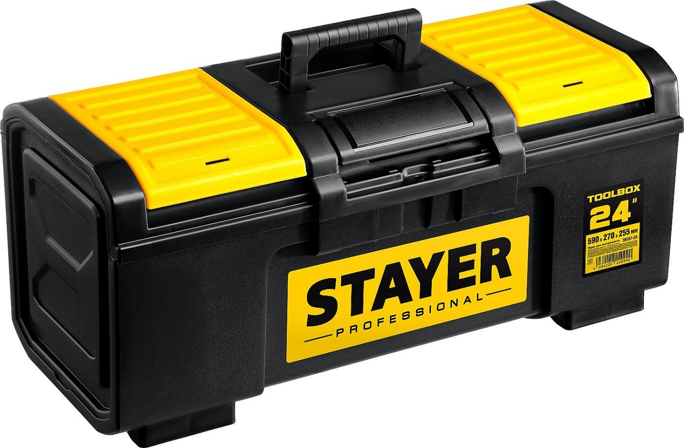 Ящик для инструмента TOOLBOX-24 пластиковый STAYER Professional